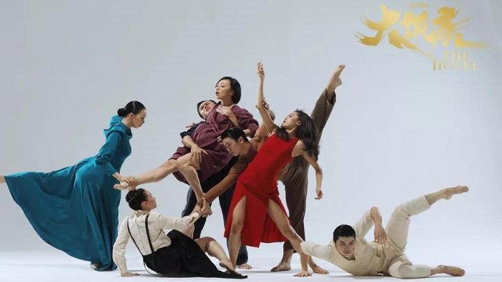 舞蹈剧场《大饭店》,胡婕、彭捷带你现场领略舞蹈风暴
