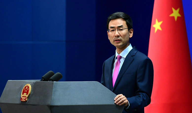 蓬佩奥一再抹黑攻击中国 外交部:通过反华来捞取个人政治资本