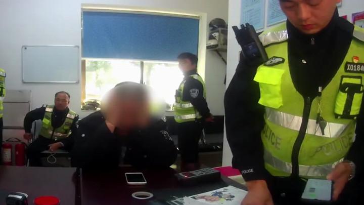 重罚!公交车司机酒驾上路