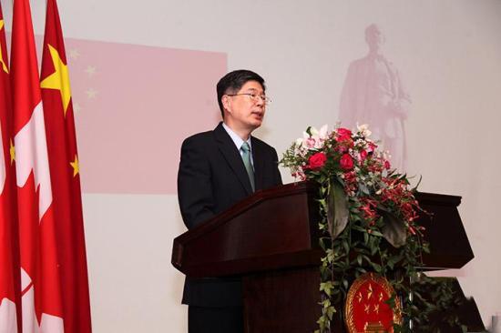 中国驻加大使:中加关系重回正轨需加方先采取实际行动