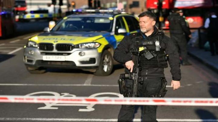 英国发生恐怖袭击,至少造成2人死亡