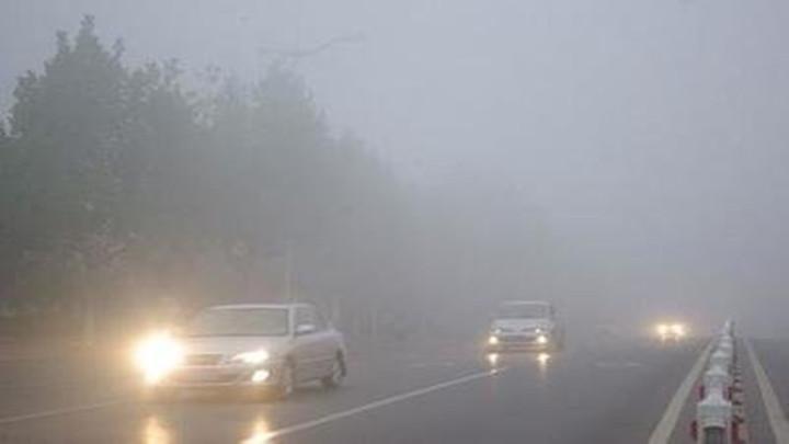 受大雾影响,目前湖南省内高速这些收费站交通管制