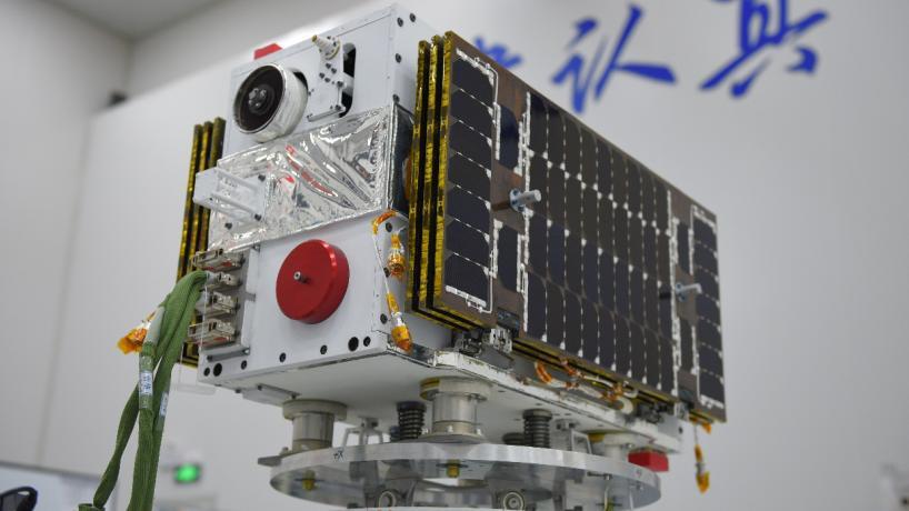 """卫星磁浮控制技术厉害了!让地球""""自拍""""美美哒"""