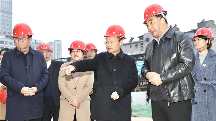 胡忠雄调研健康长沙建设PPP项目